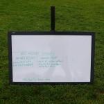 New Frisbee scoring